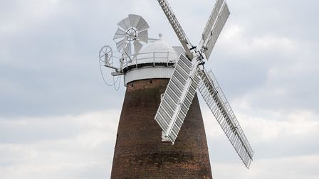 Thaxted windmill. Picture: Saffron Photo