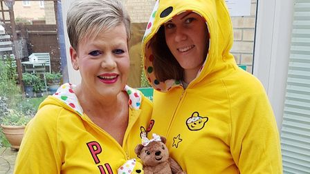 Treetops in Ely to hold fundraising party day for Children in Need. Sue Smith (pictured) will be hol