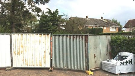 Neighbours say they will oppose a retrospective planning application by Chatteris businessman John H