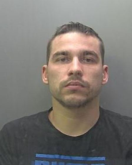 Egidijus Kulbindkas. Two men have been jailed after police seized more than £110,000 worth of class