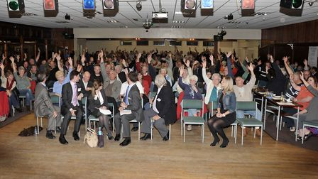 Editor John Elworthy chaired a public meeting in Whittlesey six years ago this month at which Whittl