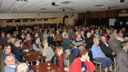 Editor John Elworthy chaired a public meeting in Whittlesey six years ago this month at which Whitt