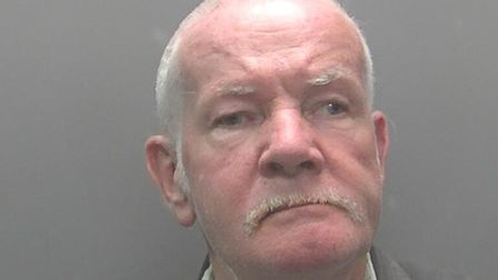Allan Dobbe, 73, jailed for 17 months for animal porn and video bestiality possession. Picture; CAMB