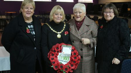 Whittlesey remembers 2019! Hundreds turned out for the annual parade and silence on Sunday, November