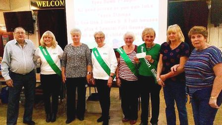 A series of fundraising events in Fenland raised nearly £2,000 for Macmillan Cancer Support. Picture