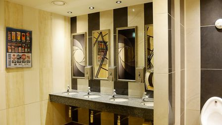 The Hippodrome pub in March has won acclaim for the quality and standards of its toilets – in the Lo