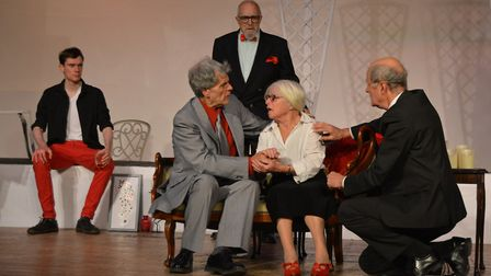 The City of Ely Amateur Dramatic Society performs Agatha Christie's intense, atmospheric murder myst
