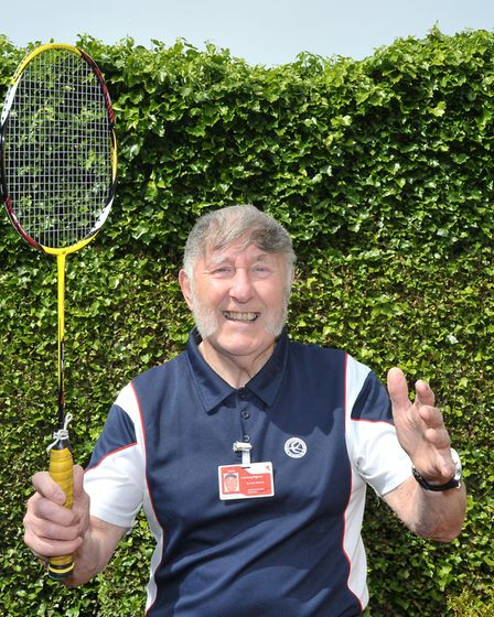 Colin Bedford. Three nominees for categories in the Living Sport Sports Awards 2019 are from the Fen
