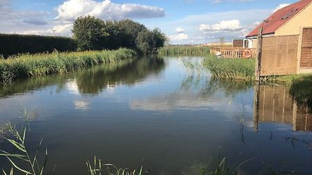 The lodges and lakes of Head Fen Country Retreat in Little Downham offer a peaceful and picturesque
