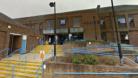 Staff at Thorpe Wood police station in Peterborough were left feeling unwell after a suspicious pack