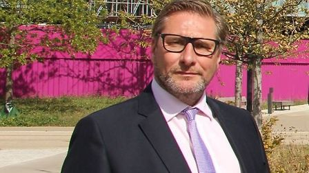 Mayor James Palmer has urged new transport team to revoke Ely North mistake. Picture: ARCHANT