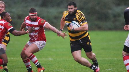 Jacob Muncey in action for Ely Tigers (pic Steve Wells
