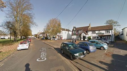 A man was left with serious injuries after an assault in Green Side, Waterbeach on Saturday, October