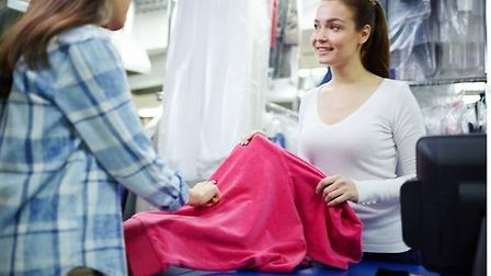 Wet cleaning does everything a dry cleaning machine can, but it's better for the environment and kin