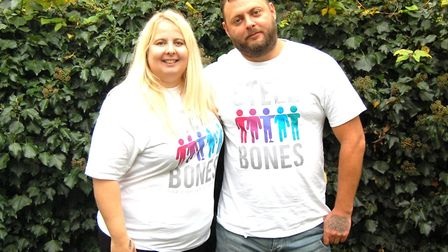 Isleham-based charity Steel Bones, which supports amputees and their families, has launched a childr