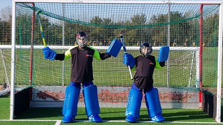 Ely City Hockey Club have received a grant for £1150 from the Mick George Sports Fund in partnership