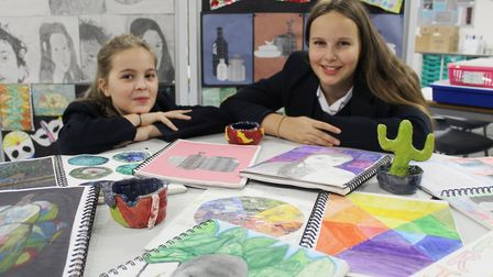 Students and staff at Littleport and East Cambs Academy have been rewarded for their extensive commi