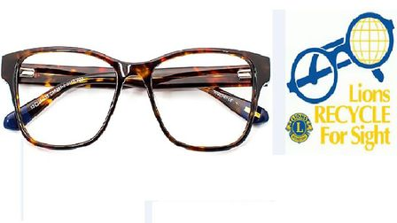 Residents in March are being asked to donate their unwanted spectacles to be recycled for less fortu