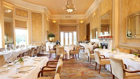 At Stoke Park Country Club, Spa and Hotel in Buckinghamshire you?re treated like royalty. Picture: S