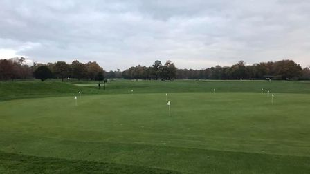 At Stoke Park Country Club, Spa and Hotel in Buckinghamshire you're treated like royalty. Picture: L