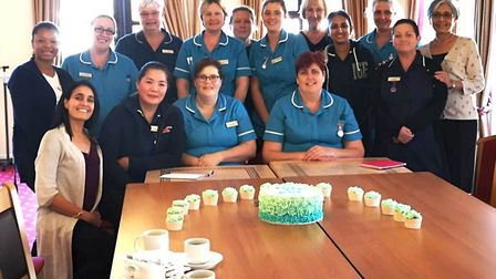 Askham Village Community in Doddington has seen its first-ever class of assistant practitioners pass