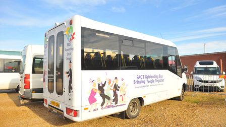 The start of a new era for transport provider FACT as they reveal plans for a community hub and char