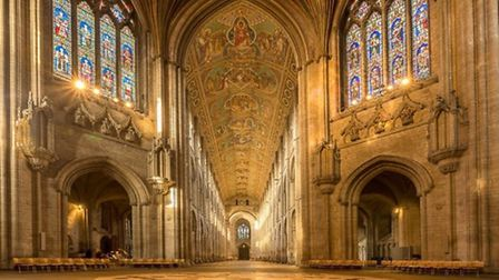 Elgar's The Kingdom will be performed at Ely Cathedral on Saturday, November 30. Picture: Supplied