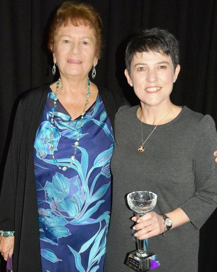 Night of celebration for local theatre favourites at Viva Soham's annual awards night, which was hel