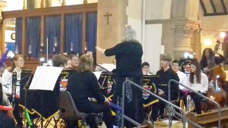 The annual Fenland Music Centre Association Christmas concert takes place on Saturday, December 7. P