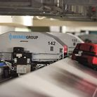 When the automated system is fully installed in two years' time, special baggage carts will speed lu
