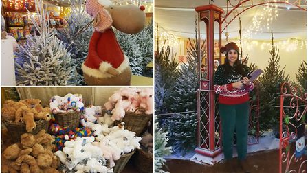 Try Christmas at Skylark where they can enjoy a Christmas experience and a free drink. Picture: Cand