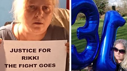 Ruth Neave continues to campaign to find the killer of her son Rikki. His was murdered 25 years ago