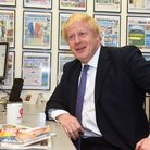Prime minister Boris Johnson has revealed he loves eating at Greggs - but has no idea who Norwich Ci