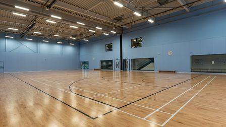 Try anything from soft tennis and badminton to basketball, table tennis or short mat bowls. Picture: