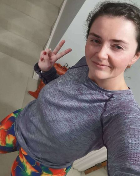Ely slimmer Laura Dryden has gone from feeling like the fattest girl at university to losing 10 ston