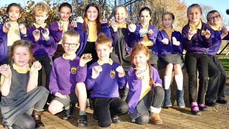 Fifteen Year 6 children at The Lantern Community Primary School have been trained in 'peer mediation