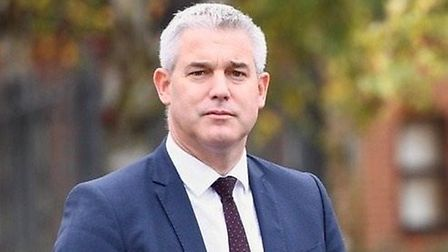 Steve Barclay (Conservatives) is standing for North East Cambridgeshire in the 2019 General Election