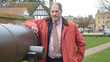 Rupert Moss-Ecardt (Liberal Democrats) is standing for North East Cambridgeshire in the 2019 General