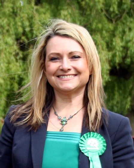 Ruth Johnson (The Green Party) is standing for North East Cambridgeshire in the 2019 General Electio
