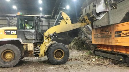 More than 400,000 tonnes of waste from across Cambridgeshire is sorted, recycled and disposed of at