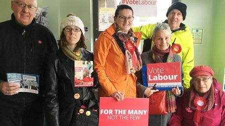 General Election 2019: NE Cambs Labour candidate Diane Boyd vows to fix 'broken promises'. She went