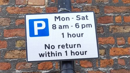 PCSOs in Whittlesey helped to deal with a medical emergency while they were out issuing parking tick