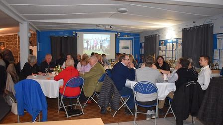 Ely Sailing Club's annual trophy presentation evening was once again an enjoyable occasion. The trop