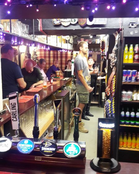 A pub in Soham that was saved from closure has reopened under new management. Picture: ROBERT BARNES