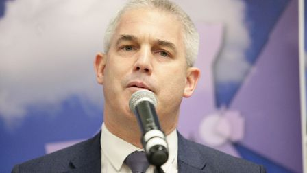General Election 2019: Steve Barclay at the count