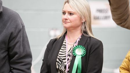 General Election 2019: Ruth Johnson (Green) t