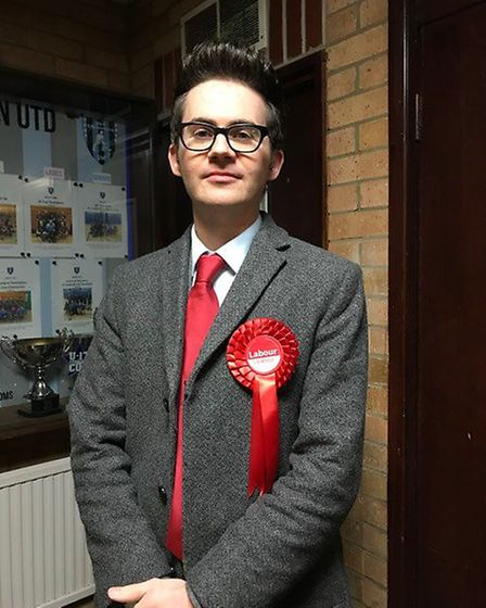 It was a landslide victory for the Conservatives in South East Cambridgeshire – but Labour's James B