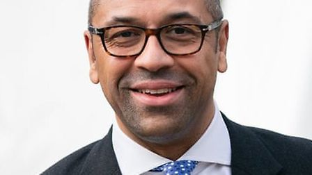 James Cleverly, MP for Braintree. Picture: JAMES CLEVERLY