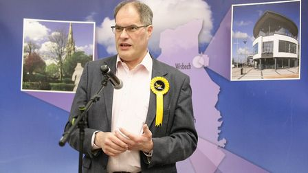 Rupert Moss-Eccardt adresses security issues in the UK. Picture: Harry Rutter/ARCHANT