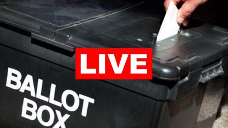 LIVE: Election results from around Cambridgeshire. This is a rolling article refresh for the latest